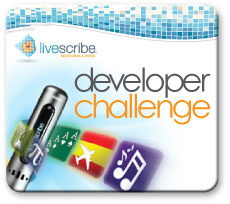 Livescribe Developer Challenge