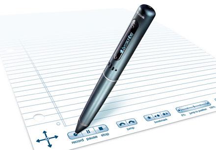 Produtos Livescribe - canetas digitais