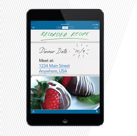 Livescribe+ Mobile App